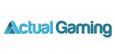 Actual gaming logo