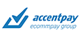 Accentpay mobile payment logo