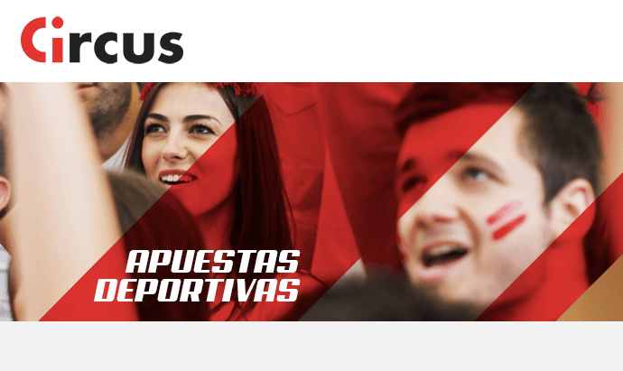 Circus casa de apuestas deportivas online