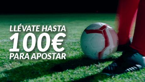 casino barcelona bono de bienvenida 100 euros en apuestas de deportivas
