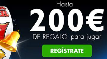 bono canal bingo 200 euros para jugar al casino