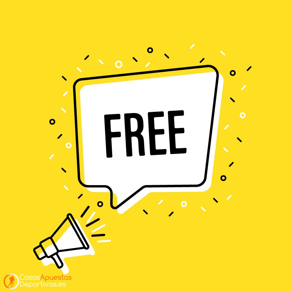 apuestas gratis en casas de apuestas deportivas online