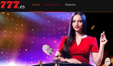 777 casino juegos en vivo