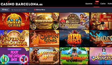 casino barcelona slots online