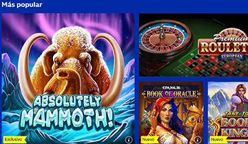 juegos de casino en william hill
