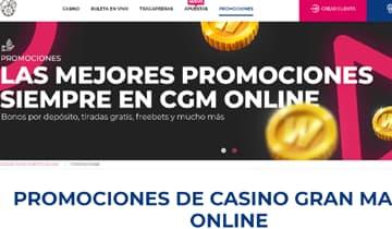 CasinoGranMadrid Codigo promocional