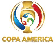 Logo copa america de futbol