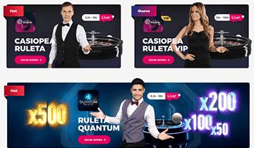 casino gran madrid juegos en vivo