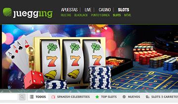 juegging casino online