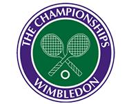 logo torneo de wimbledon de tenis