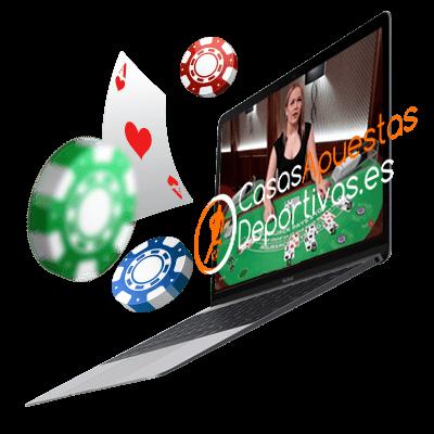 blackjack con crupiers en vivo