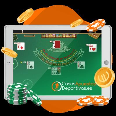 Jugar gratis al blackjack en casinos online