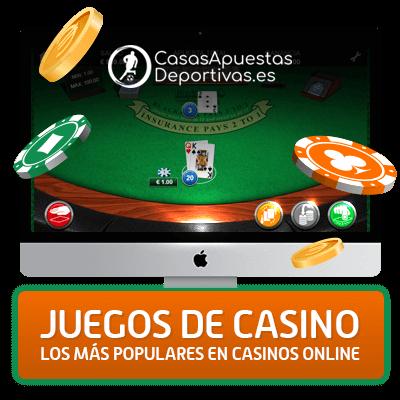 juegos de casinos gratis