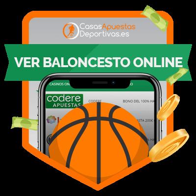 Ver baloncesto online