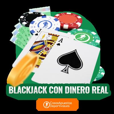 Jugar al blackjack online con dinero de verdad