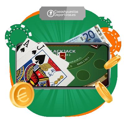 mejores casinos para jugar al blackjack con apuestas reales