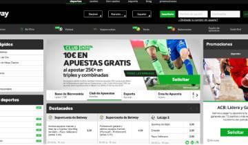 Betway Sport Espana