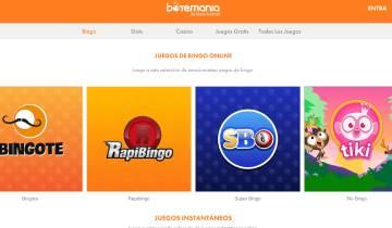 Botemania Bingo Bono
