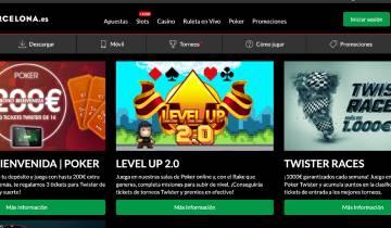 Casino Barcelona Poker Bono