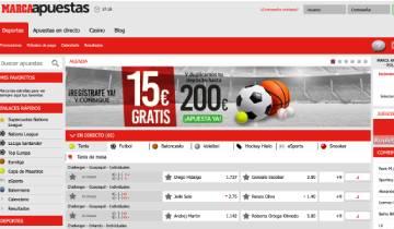 MarcaApuestas Apuestas Deportivas Espana