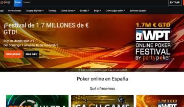 PartyPoker Poker Espana