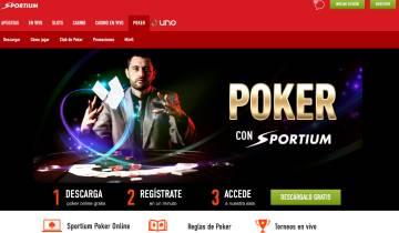 Sportium Poker Espana