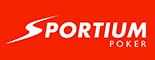 Sportium poker logo