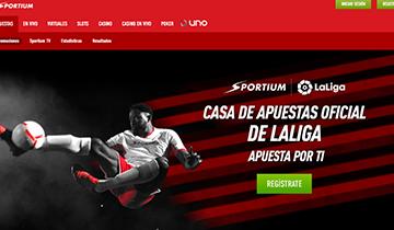 sportium casa de apuestas deportivas online