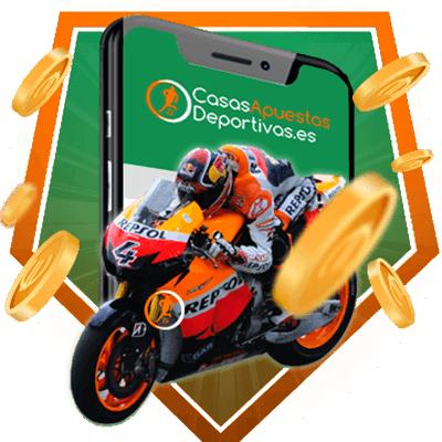 Apuestas en el mundial de motoGP