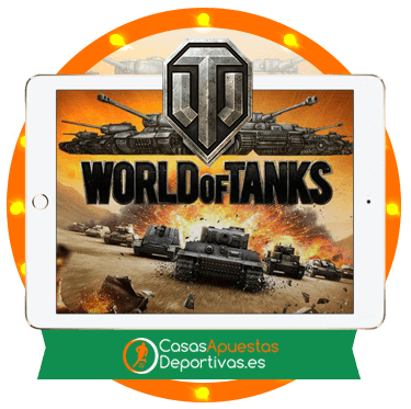 Apuestas online en world of tanks
