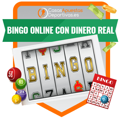 Bingo con dinero real en casinos online