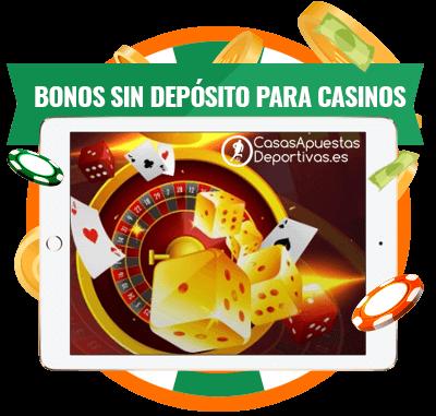 casinos online sin depósito