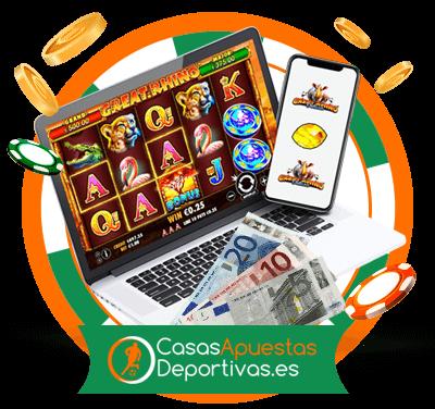 Casinos con tragaperras con dinero de verdad
