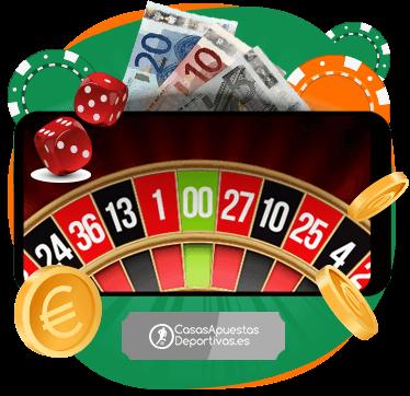Juegos de ruleta de casino con apuestas reales