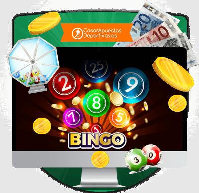 Jugar al bingo con apuestas de dinero de verdad