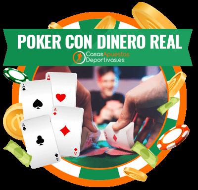 Jugar al poker online con dinero real
