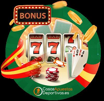 Mejores bonos sin deposito en casinos online
