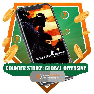 Mejores páginas para apostar en Counter strike