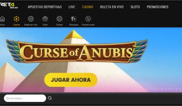 retabet casino online españa