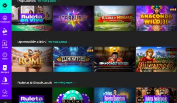 versus juegos de casino online