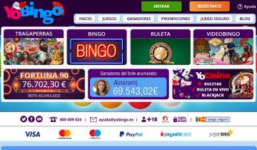 yobingo casino online españa