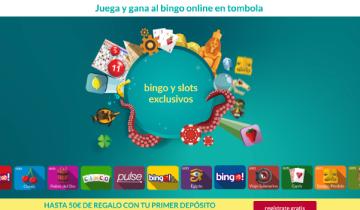 Tombola Bingo Bono