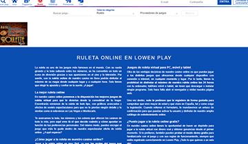 LowenPlay Bono