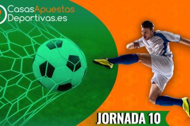 Jornada 10 de La Liga Santander