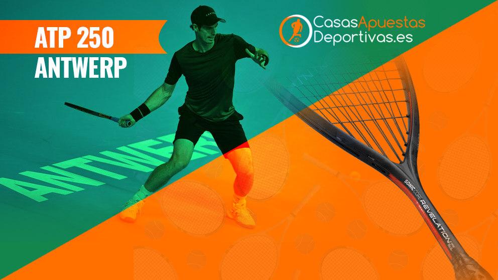 Torneo Tenis ATP 250 Antwerp
